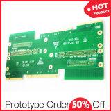 Placas de circuito impresso da fabricação de RoHS Fr4