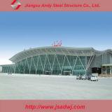 직류 전기를 통한 강철 프레임 Truss 구조 공항 루핑 건축