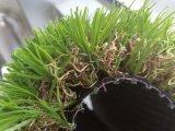 Erba artificiale per la decorazione del giardino del cortile senza metalli pesanti