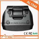 Altofalante portátil plástico do trole de Bluetooth com 15 polegadas /FM /USB/SD/Remote