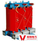 Tipo seco transformador/transformadores atuais/transformador