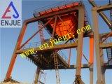 Örtlich festgelegter Typ Industrie-Einleitung-Kanal-Kleber oder Puder-Zufuhrbehälter