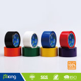 Cinta coloreada película fuerte del embalaje de la adherencia BOPP