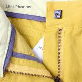 Phoebeeの綿はばねのための衣服の女の子のズボンをか秋または冬からかう