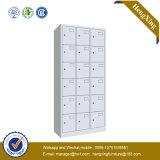 Revestimiento en polvo Gabinete de archivado de estantería de metal de acero (estantería, estantería) (HX-MG50)