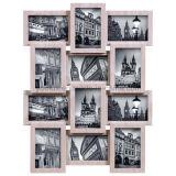 Het plastic MultiFrame van de Foto van de Collage van het Huis Openning Decoratieve