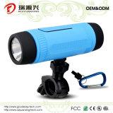 방수 자전거 힘 은행과 LED 빛을%s 가진 무선 Bluetooth 스피커