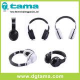 Écouteur sans fil de Bluetooth de bandeau supplémentaire à extrémité élevé pliable de modèle