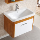 Module en céramique de vanité de salle de bains de bassin avec le Module de miroir