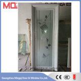 Vente en gros de portes de salle de bain en aluminium à bon marché