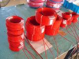 PVC/Teflon Umhüllungen-elektrisches Bodenheizung-Kabel
