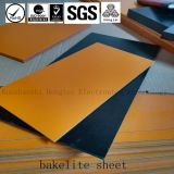 OEM papel Phenolic preto/Orange-Red de Availbale no estoque
