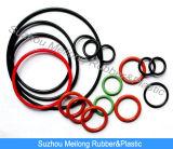 Изготовленный на заказ резиновый колцеобразное уплотнение используемое в индустриях