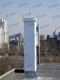 Torre de antena decorativa de uma comunicação