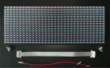 Одиночная индикация модуля экрана текста сини P10 СИД