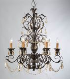 Candelabro superior do vintage da venda