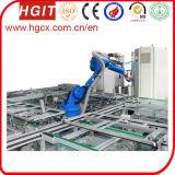 Aerosol automático modificado para requisitos particulares que pega la cadena de producción de cementación