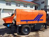 Bomba concreta Diesel pequena (30m3/h)