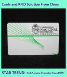 Cartão de China RFID (FM11RF08 13.56MHz) do PVC como o cartão de sociedade