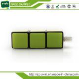 立方体USBのフラッシュ駆動機構の創造的な立方体のPendrive USBのメモリ棒