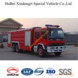 пожарная машина Euro3 воды 15ton Isuzu