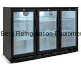 Under Counter Refrigerador Bebidas Refrescante Refrigerador Restaurante Bar Frascos de vinho Latas