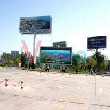 Écran polychrome chaud d'Afficheur LED de la publicité extérieure de la vente P5 de Shenzhen