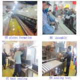 de StandaardBatterij van de Auto 12V190ah JIS van Chinese Fabrikant met de Laagste Prijs