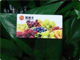 cartão da identificação da proximidade smart card/Tk4100 do cartão de 13.56MHz RFID NFC S50/PVC