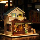 Dollhouse новой конструкции 2017 деревянный