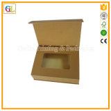 Materiales de embalaje acanalados del rectángulo de envío