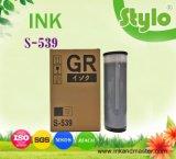 까만 고품질 Gr는 복제기 인쇄를 위한 S-539를 잉크로 쓴다