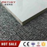 600X600mm, mattonelle di pavimento Polished lustrate mattonelle bianche della porcellana di Calacatta