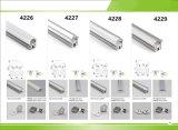 4228 LED-Aluminiumprofil-Lichter für Decken-Oberfläche hingen ein