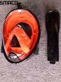 Masque naviguant au schnorchel de pleine face de Facile-Souffle pour la jeunesse