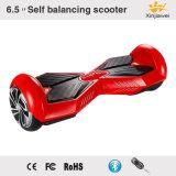 Roue 2017 deux de vente chaude 6.5 pouces de scooter de équilibrage d'individu électrique de scooter
