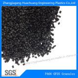 Pelotillas de la fibra de vidrio el 25% de la poliamida PA66 para el material de ingeniería