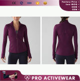 Mulheres Sportswear Varsity Custom Made Wholesale Fitness Jackets