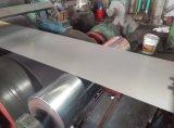 冷間圧延される410ステンレス鋼のコイル2b
