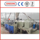 PVC production Pipe Line plastique conique double vis Extrudeuse