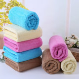 高品質の100%年の綿のホテルか屋内浴室または表面タオル
