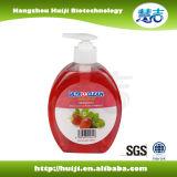 Liquide de savon à main de lavande naturel 500ml avec Aloe Vera (OEM)