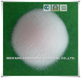 Gránulo/polvo del cloruro de sodio para la aplicación de la industria