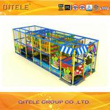 Weicher Spielplatz-aufblasbares Innenplättchen mit abnehmbarem Pool