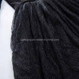 Falda negra del tutú del `S de las mujeres