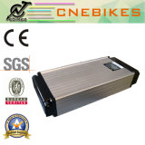 36V-14ah Ebike Battery Case Rack Type Li-Polymer avec chargeur
