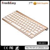 Combo sans fil portatif de clavier et de souris d'ordinateur de Bluetooth