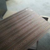 304 Embossed Decorative Copper Plated Color Stainless Steel Plate