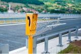 Telefones do SIP da borda da estrada, telefone Emergency da estrada, telefone áspero de VoIP