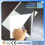 Papier magnétique imprimable de feuilles de feuille magnétique imprimable d'aimant en caoutchouc